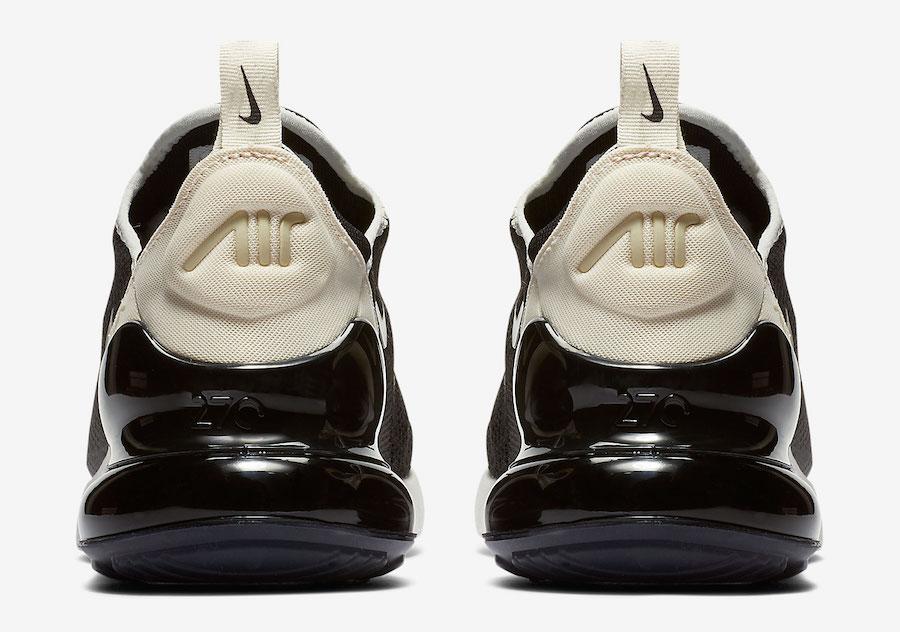 Nike Air Max 270 Black Beige AH6789-010