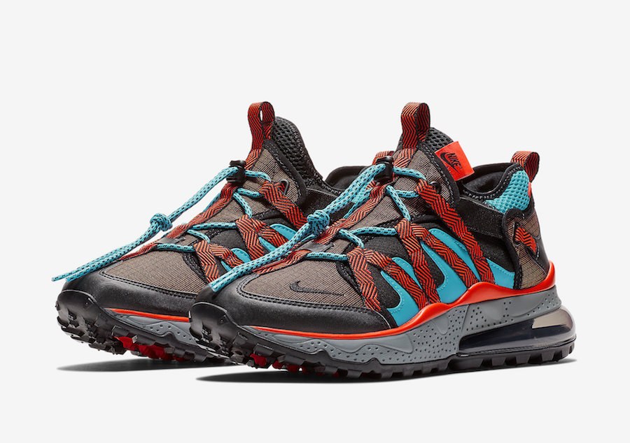 b6acac79ac5b17 Nike Air Max 270 Bowfin AJ7200-200 Release Date