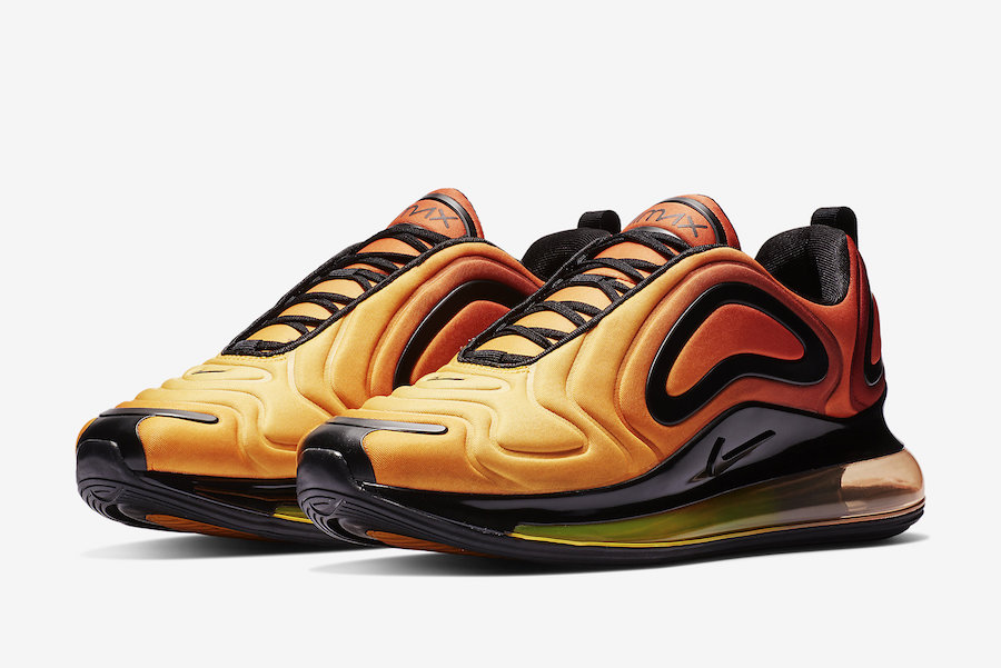 Nike Air Max 720 Sunset AO2924-800 Release Date