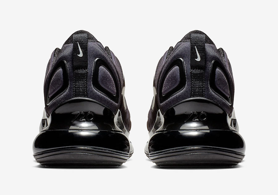 Nike Air Max 720 Triple Black AO2924-004 Release Date