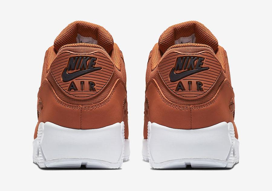 Nike Air Max 90 Dark Russet AJ1285-203 Release Date