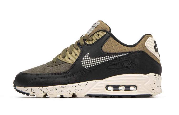Nike Air Max 90 Premium Neutral Olive 700155-203