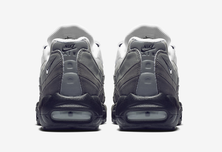 Nike Air Max 95 Black Anthracite AT2865-003 Release Date