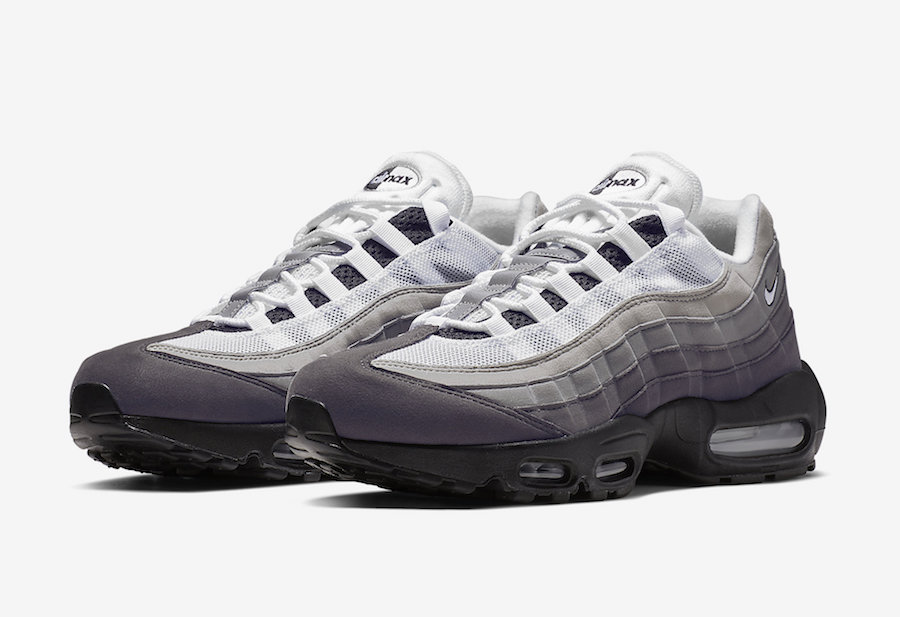 low priced 8fd3b faa0c Nike Air Max 95 Black Anthracite AT2865-003 Release Date ...
