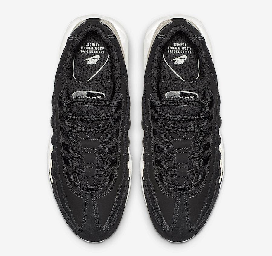 Nike Air Max 95 Black Spruce Aura 807443-017 Release Date