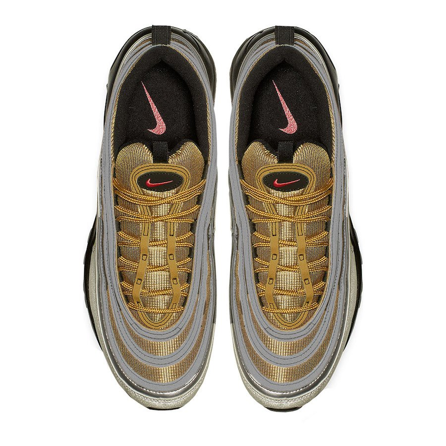 Nike Air Max 97 Silver Gold BV0306-001 Release Date