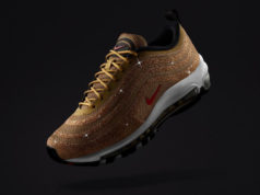 Nike Air Max 97 Swarovski Metallic Gold 927508-700