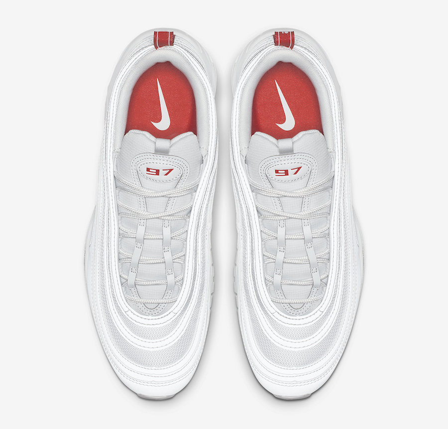 Nike Air Max 97 White Team Orange BV1985-002