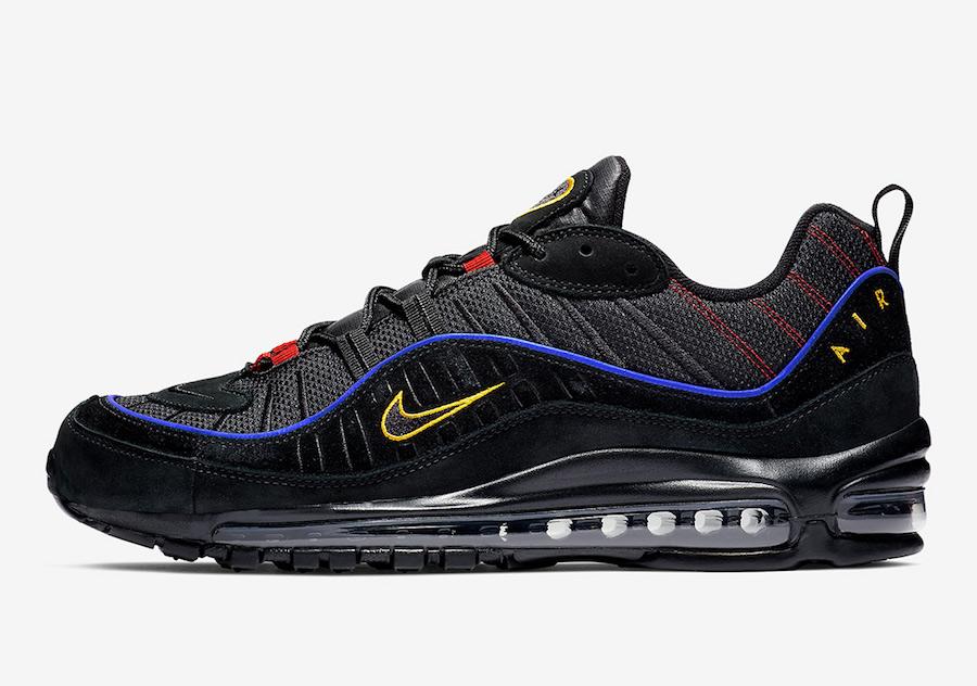 Nike Air Max 98 CD1537-001 Release Date