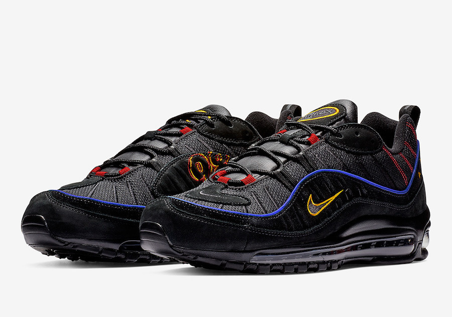 Nike Air Max 98 CD1537 001 Release Date | SneakerFiles