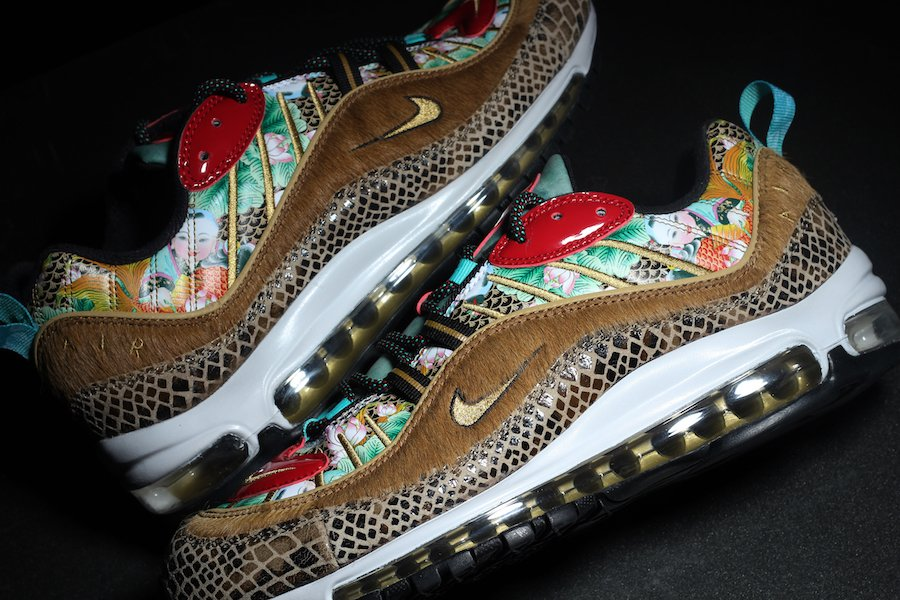 Nike Air Max 98 Chinese New Year BV6649-708