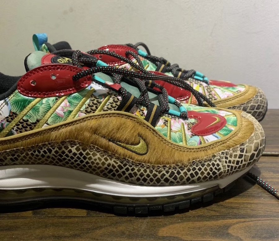 Nike Air Max 98 CNY Chinese New Year