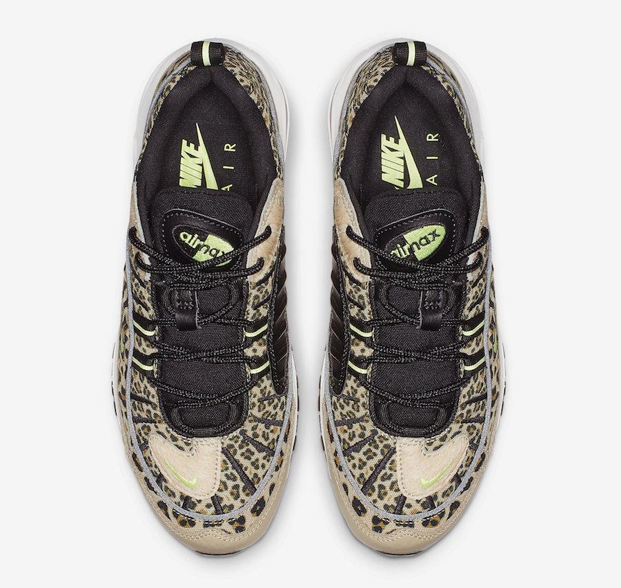Nike Air Max 98 Leopard Print BV1978-200 Release Date  d9295ff84