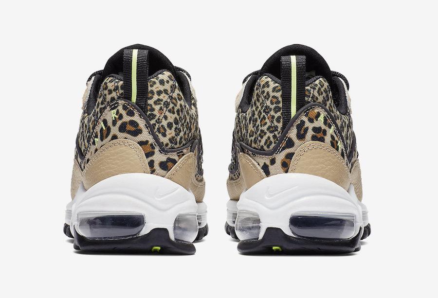 e2151aa71aa3 Nike Air Max 98 Leopard Print BV1978-200 Release Date   SneakerFiles