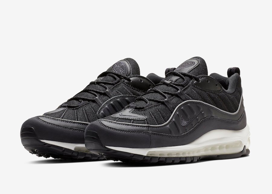 Nike Air Max 98 Oil Grey 640744-009