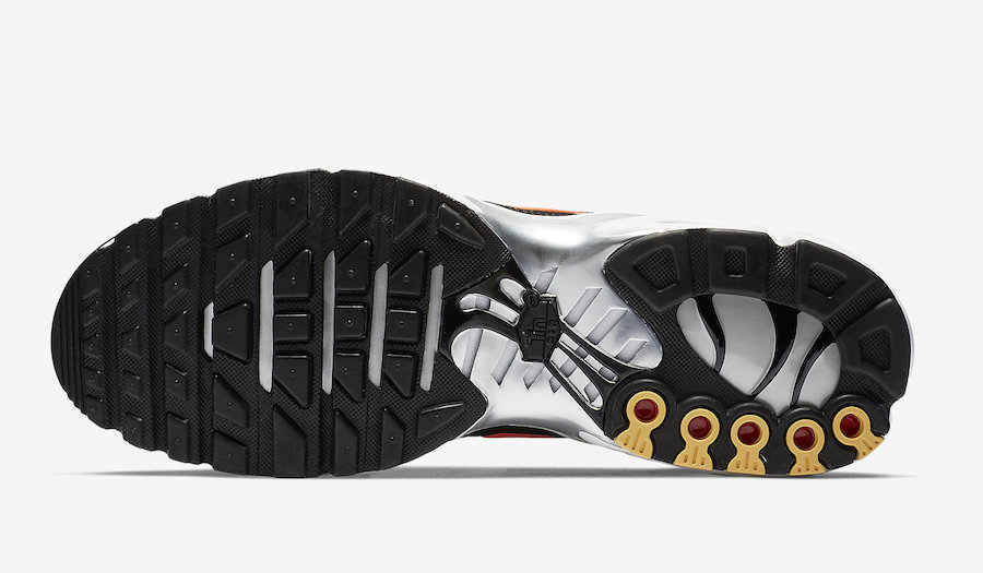 Nike Air Max Plus Black orange CD1533-001 Release Date