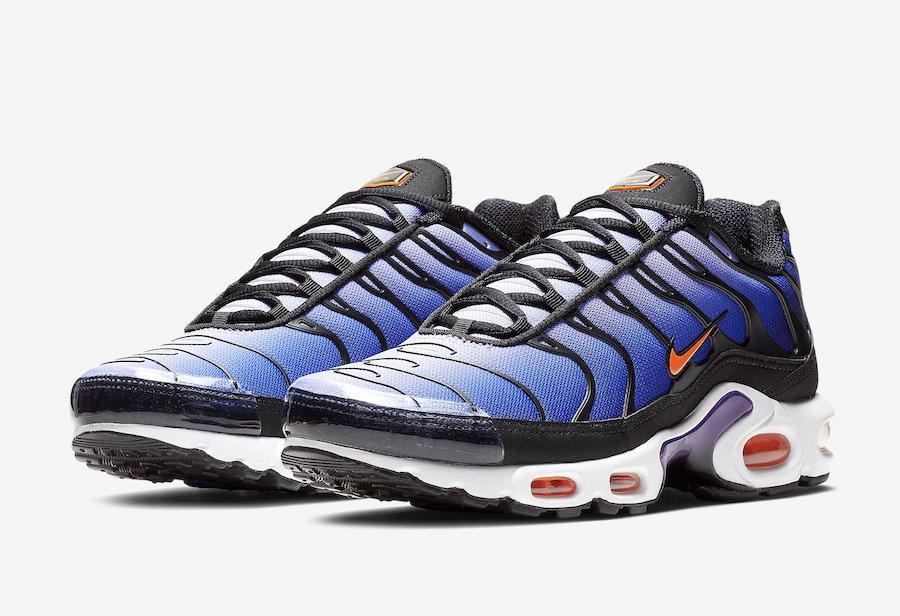 951209b0217b33 Nike Air Max Plus Voltage Purple BQ4629-002 Release Date