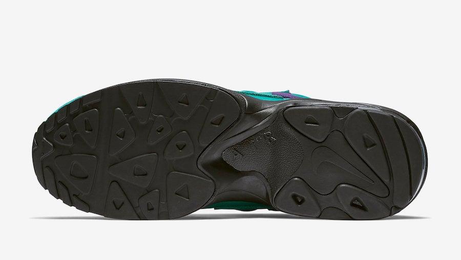 Nike Air Max2 Light Reverse Grape Teal Purple AO1741-300 Release Date
