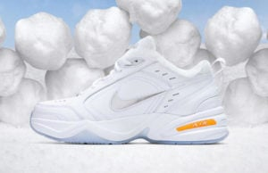 Nike Air Monarch 4 Snow Day Release Date