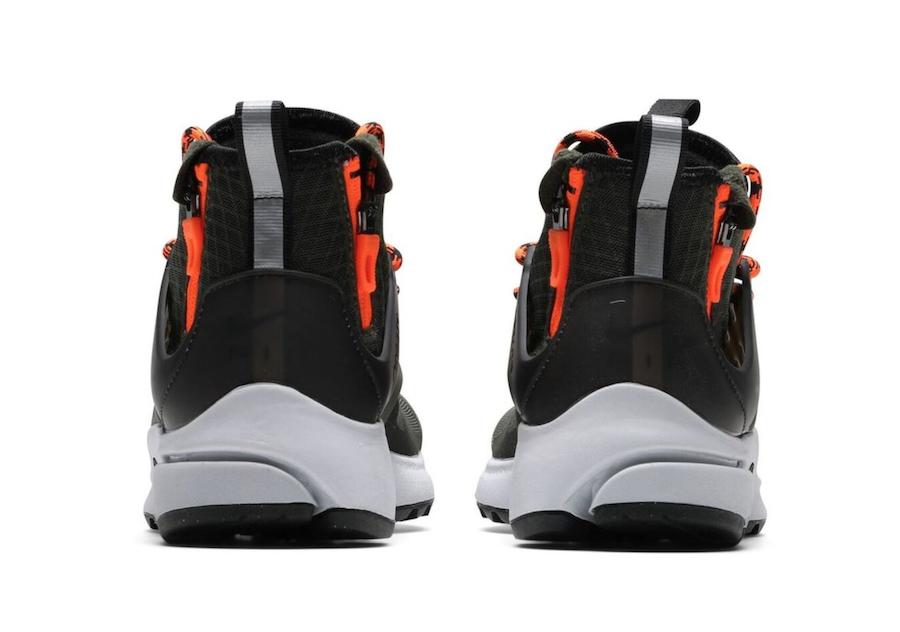 Nike Air Presto Mid Utility Cargo Khaki 859524-301