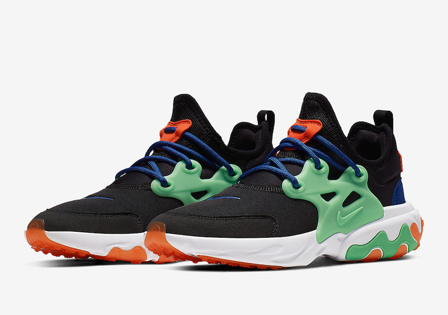 Nike Air Presto React Summer 2019 Release Dates