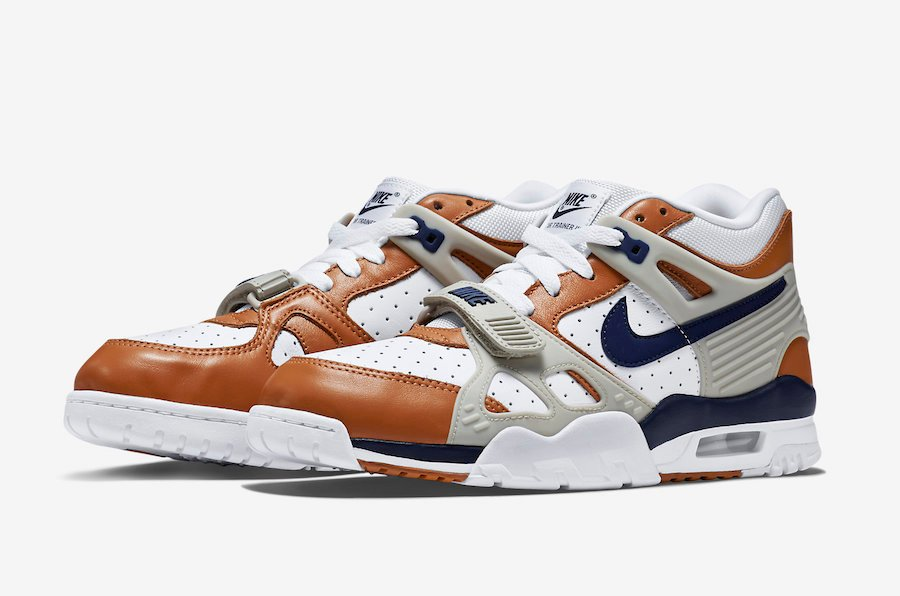 Nike Air Trainer 3 Medicine Ball 705425-100 Release Date