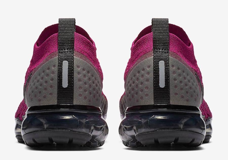 Nike Air VaporMax 2.0 Fuchsia 942843-603 Release Date