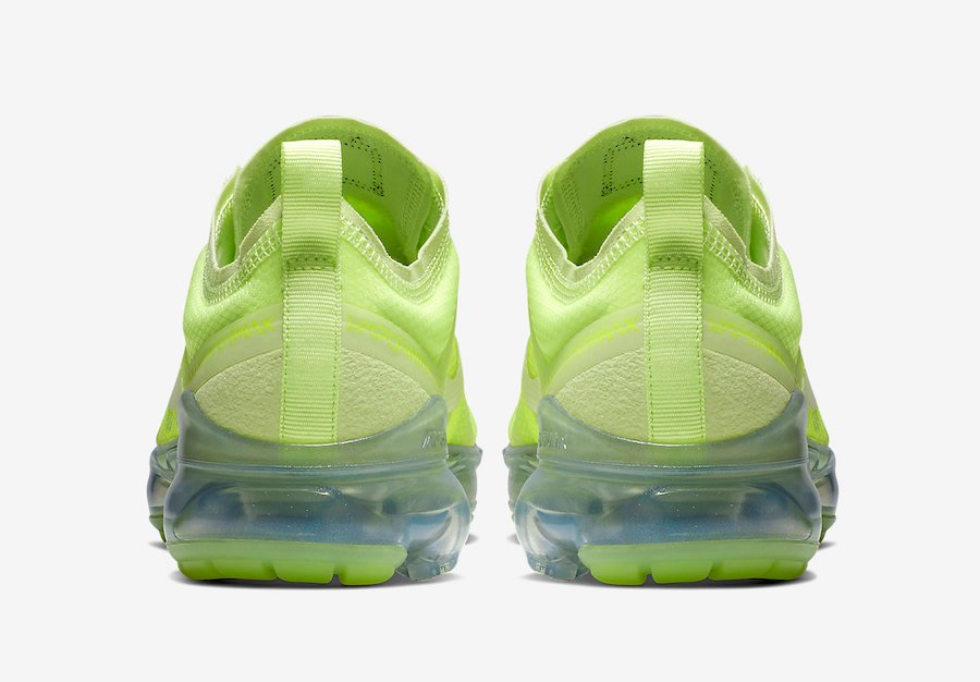 separation shoes ed795 c0b37 Nike Air VaporMax 2019 Volt AR6632-700 Release Date