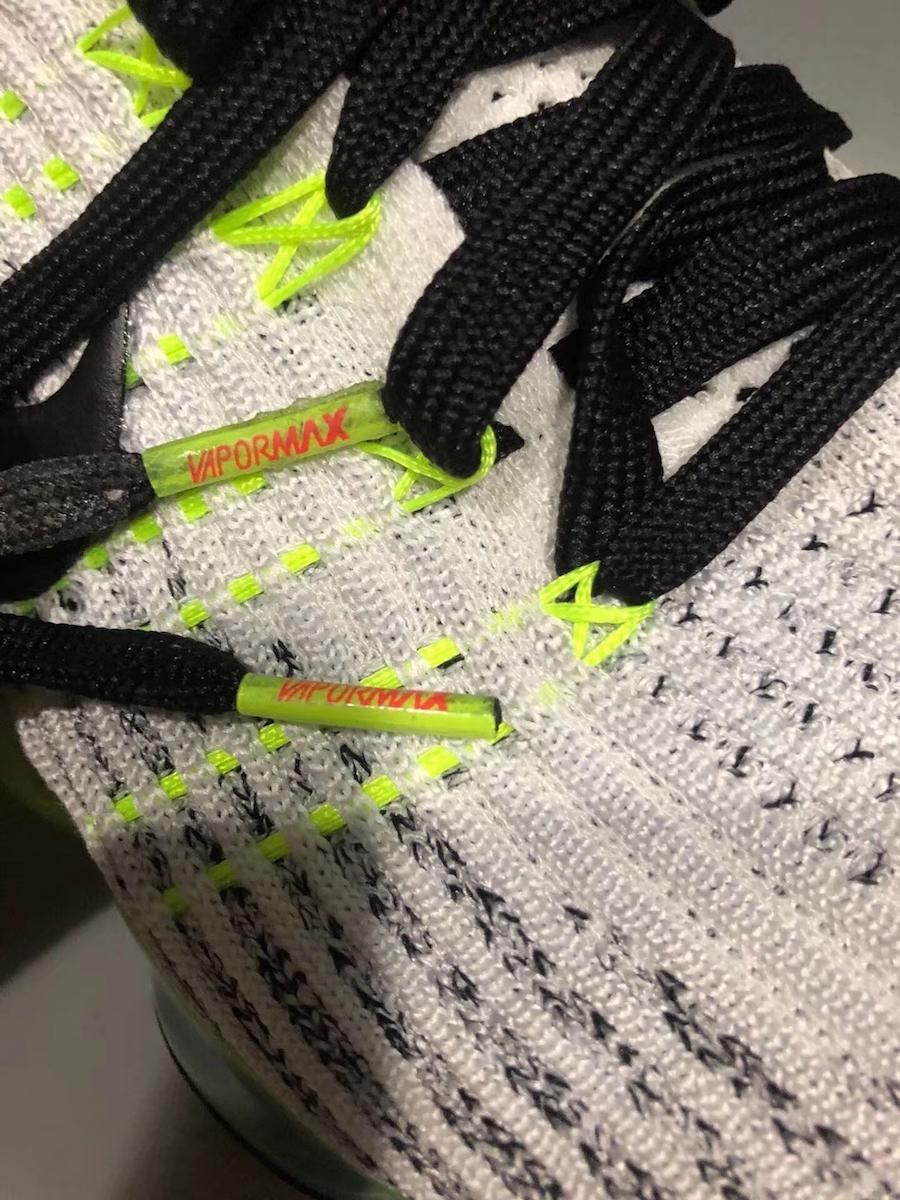 Nike Air VaporMax 3.0 White Volt Black Crimson Release Date