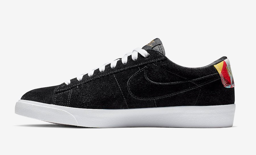 Nike Blazer Low Chinese New Year BV6651-011 Release Date