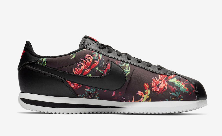 Nike Air Force 1 BV6068 001 Cortez BV6067 001 Floral Release