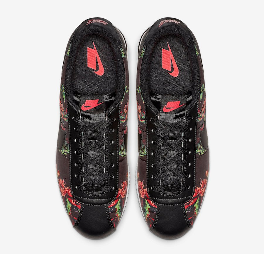 Nike Air Force 1 BV6068-001 Cortez BV6067-001 Floral Release Date ... 62c0b3a8b
