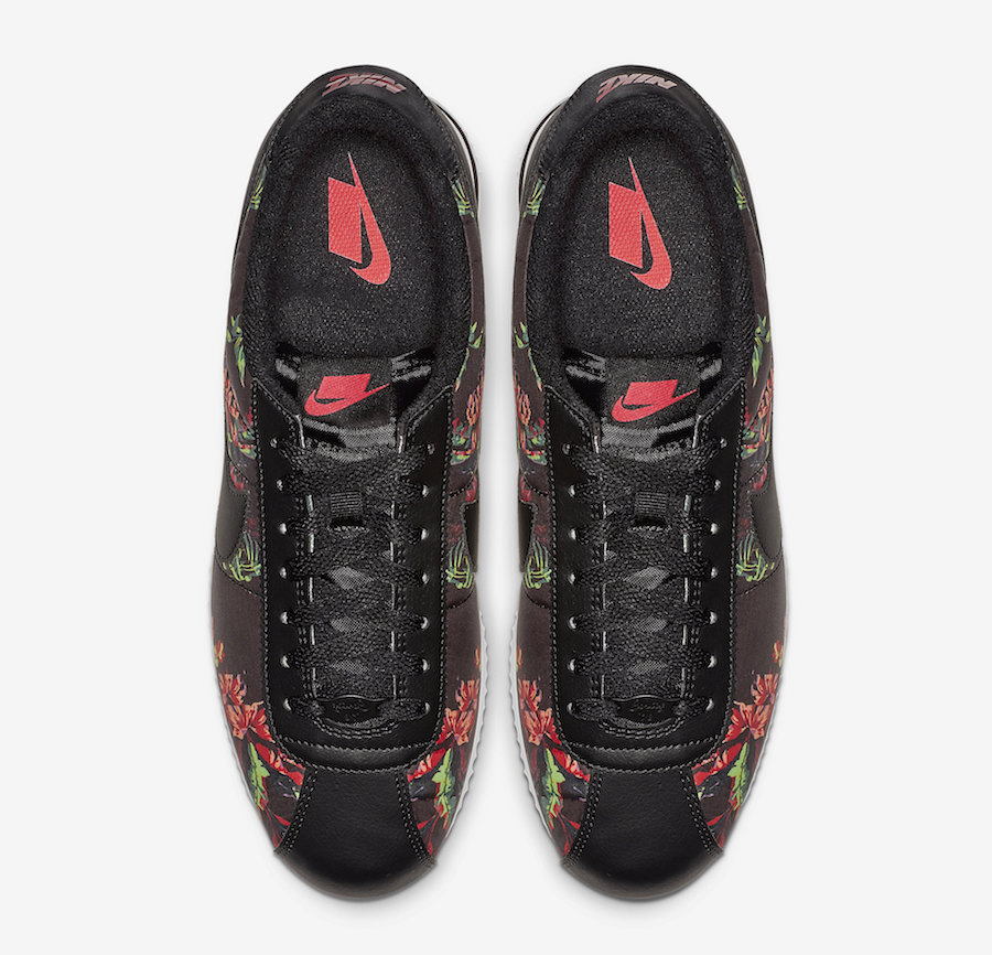 Nike Cortez Floral BV6067-001 Release Date