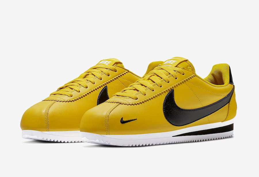 Nike Cortez Premium Bright Citron 807480-700