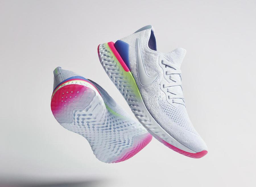 Nike Epic React Flyknit 2 8-Bit Release Date