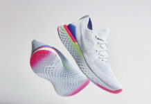 4c8d6d1e0bc0 Nike Epic React Flyknit 2 in Two Colorways Inspired by 90s Tech World