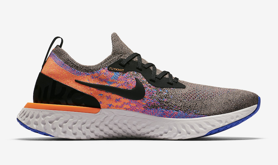 Nike Epic React Flyknit Mink Brown AT6162-200 Release Date