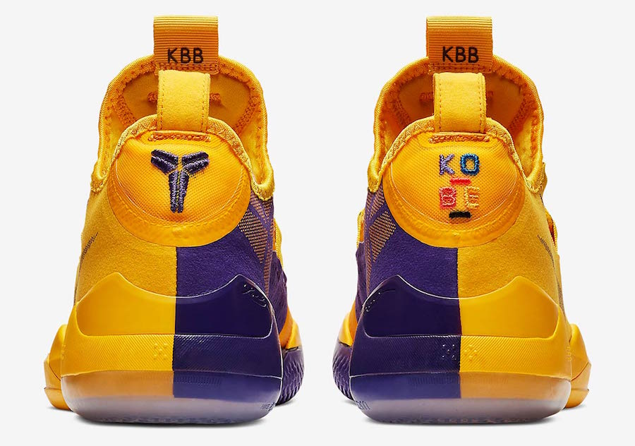 Nike Kobe Ad Lakers Pack Ar5515 500 Ar5515 700 Sneakerfiles