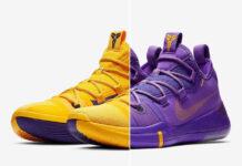 Nike Kobe AD Lakers Pack