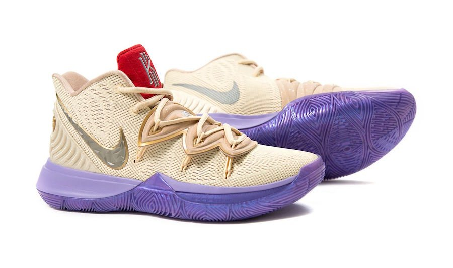 eaa7fc4a172 Concepts Nike Kyrie 5 Ikhet CI9961-900 Release Date | SneakerFiles
