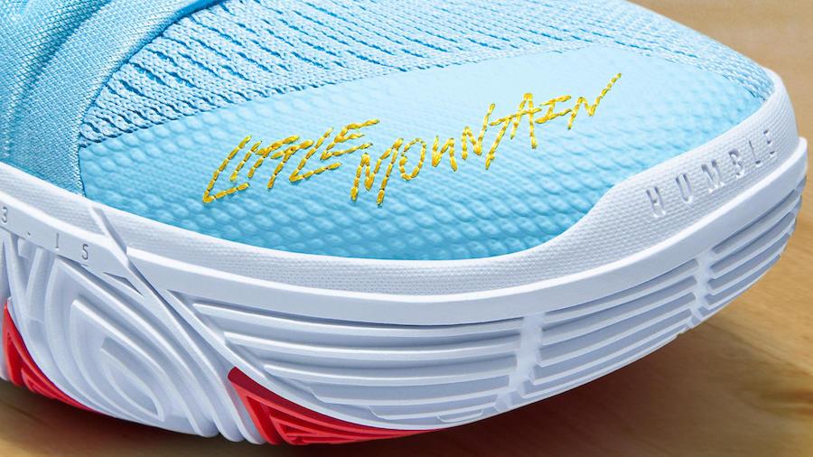 Nike Kyrie 5 Little Mountain Release Date