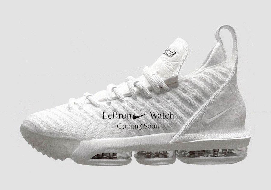 Nike LeBron 16 LeBron Watch