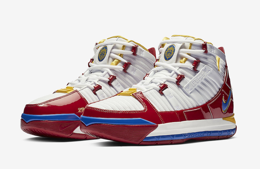 a1a737bb883 ... clearance nike lebron 3 superbron superman ao2434 100 release date  89c83 4d71f