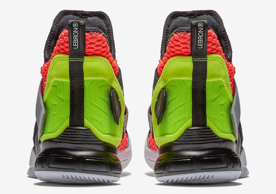 09f447b2e88 Nike LeBron Soldier 12 Hot Lava AO4054-800