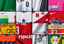Nike NBA Earned Edition Uniforms