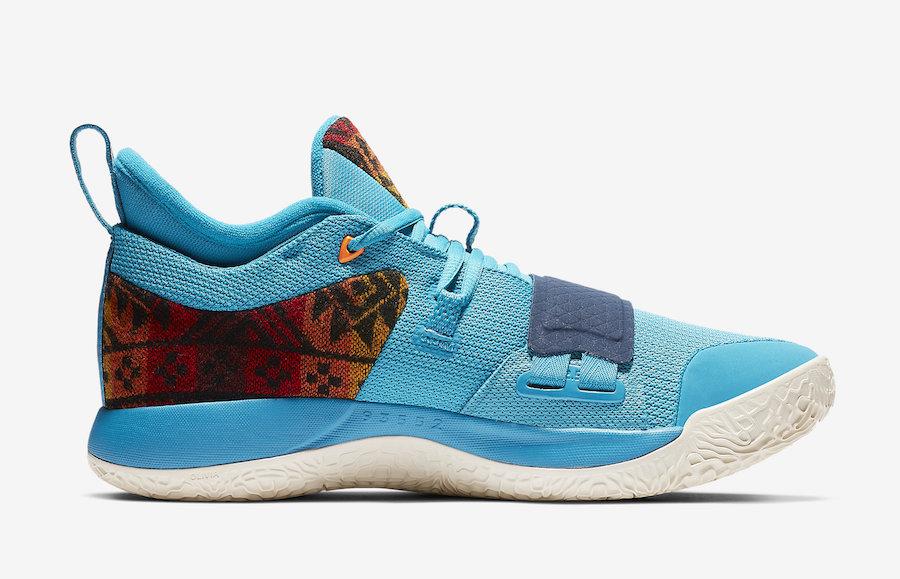 Nike PG 2.5 Pendleton CI0294-900