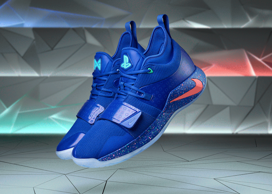 Nike PG 2.5 PlayStation Royal Blue Release Date