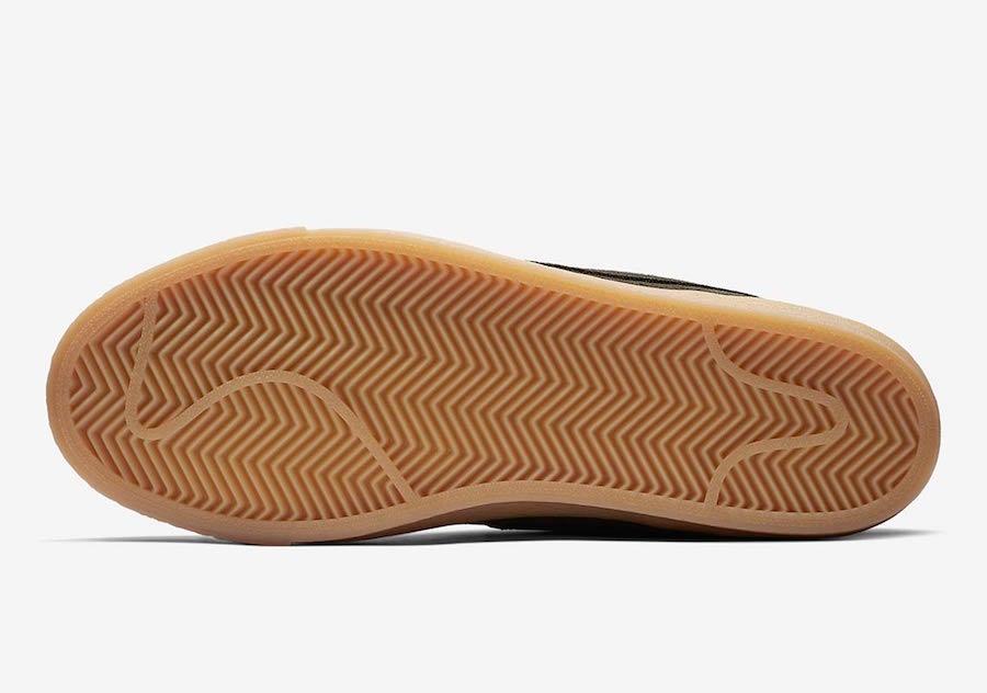 Nike SB Blazer Mid Brown Suede Gum 864349-200