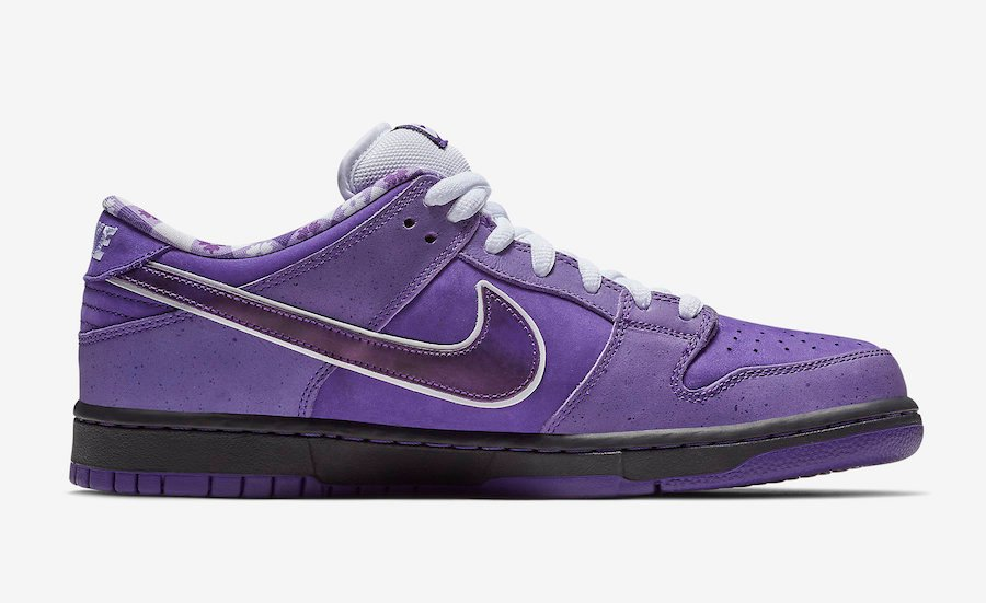 Nike SB Dunk Low Purple Lobster Concepts BV1310-555