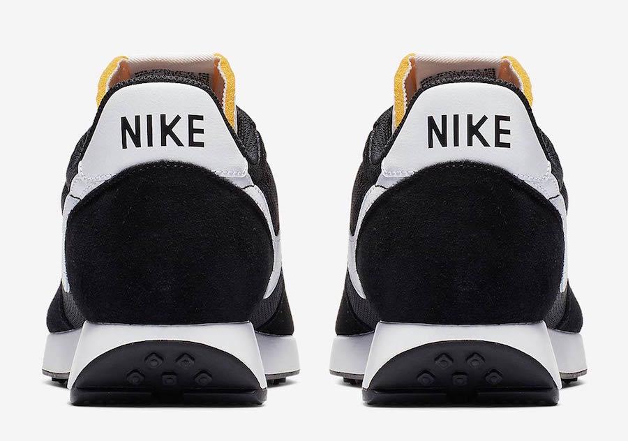 Nike Tailwind OG Black White 487754-009 Release Date